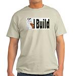 I Build Ash Grey T-Shirt
