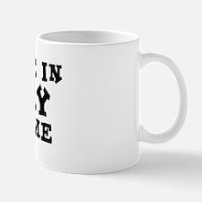 Poway: Loves Me Mug