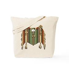 Native American Breastplate 3 Tote Bag