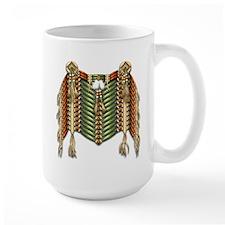 Native American Breastplate 3 Mug