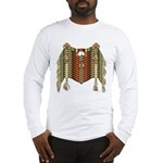 Native American Breastplate 4 Long Sleeve T-Shirt
