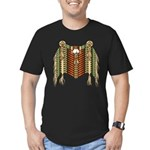 Native American Breastplate 4 Men's Fitted T-Shirt