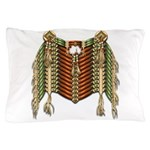 Native American Breastplate 4 Pillow Case