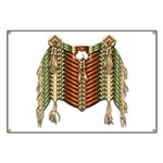 Native American Breastplate 4 Banner