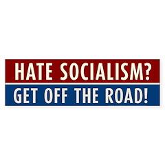 Hate Socialism? Get off the Bumper Sticker