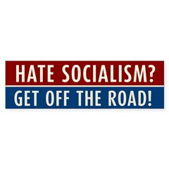 Hate Socialism? Get off the Bumper Sticker