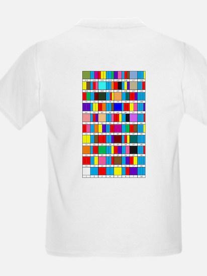 Kids' Prime Factorization T-Shirt