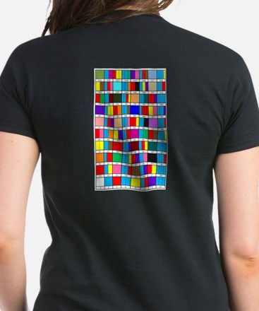 Women's Dark Prime Factorization T-Shirt