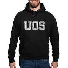 UOS, Vintage, Hoodie