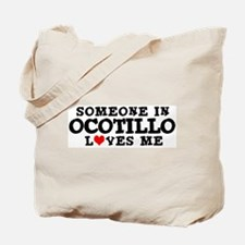 Ocotillo: Loves Me Tote Bag