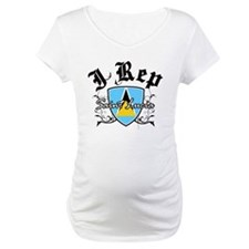 I Rep Saint Lucia Shirt
