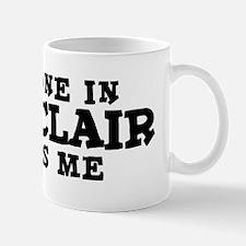 Montclair: Loves Me Mug