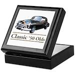 50 Olds Keepsake Box