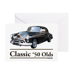 50 Olds Greeting Card