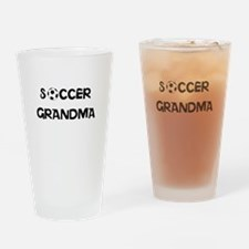 soccer grandma Drinking Glass