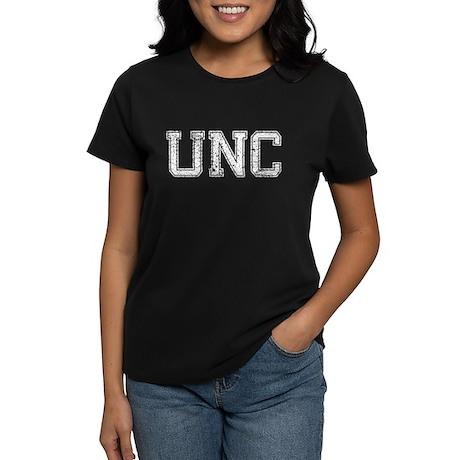 UNC, Vintage, Women's Dark T-Shirt