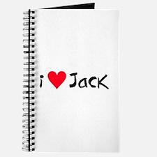 Jack - Journal