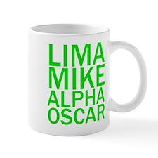 LMAO-Green Mug