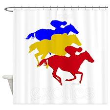Unique Downs Shower Curtain