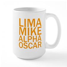 LMAO-Orange Mug