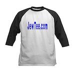 JewTee.com Kids Baseball Jersey