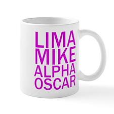LMAO-Purple Mug