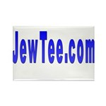 JewTee.com Rectangle Magnet (100 pack)