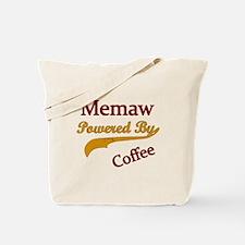 Funny Memaw Tote Bag