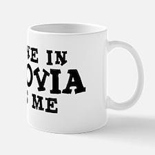 Monrovia: Loves Me Mug
