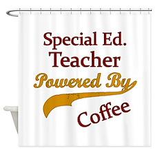 Cute Special teachers Shower Curtain