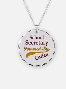 Cool Secretary Necklace