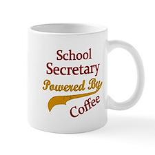 Cute School administration assistant Mug