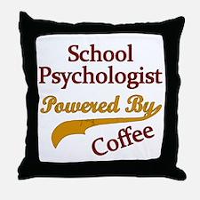 Cute School administrator Throw Pillow