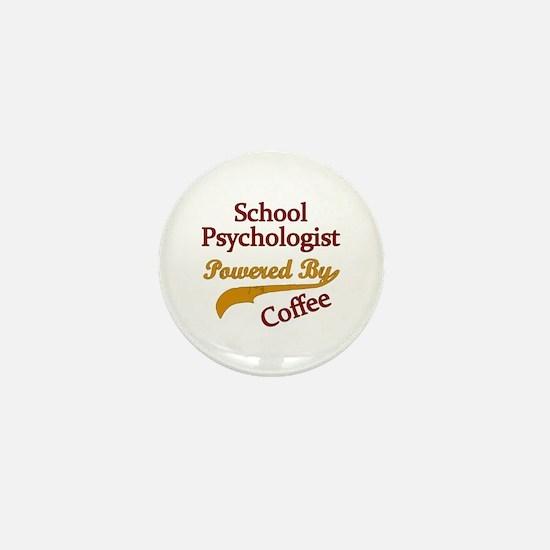 Cute School admin Mini Button