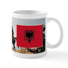 Unique Albania Small Mug