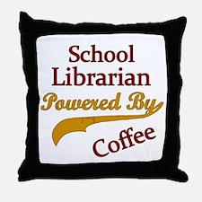 Cool School administrator Throw Pillow