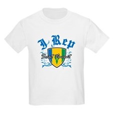 I Rep Saint Vincent T-Shirt