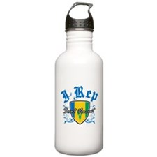 I Rep Saint Vincent Water Bottle