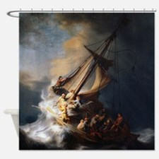 Rembrandt The Storm on the Sea of Galilee Shower C
