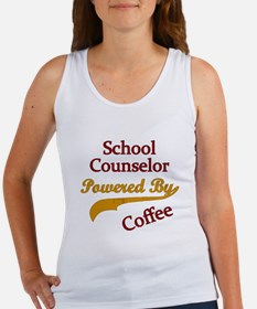 Cool School counselor Women's Tank Top