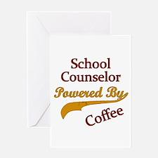 Cool School admin Greeting Card