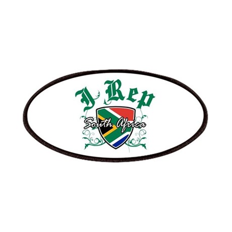 I Rep South Africa Patches