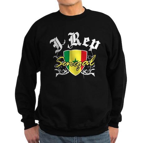 I Rep Senegal Sweatshirt (dark)
