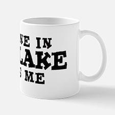 Bass Lake: Loves Me Mug