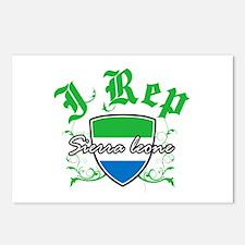 I Rep Sierra leone Postcards (Package of 8)