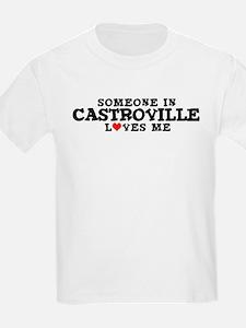Castroville: Loves Me Kids T-Shirt