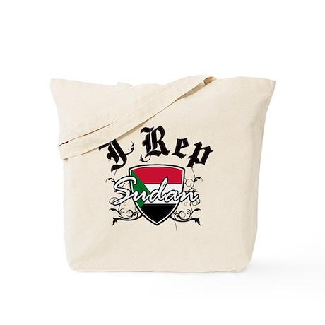I Rep Sudan Tote Bag