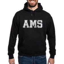 AMS, Vintage, Hoody