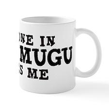 Point Small Mugu: Loves Me Small Small Mug