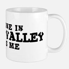 Castro Valley: Loves Me Mug
